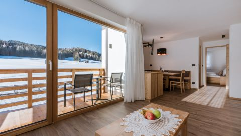 Image: Apartments in Alta Badia